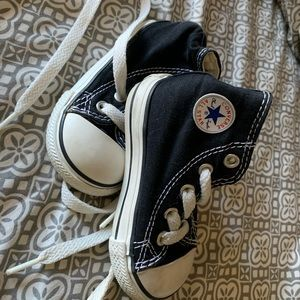 Toddler Boy Converse high tops